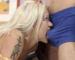 femme et gros penis